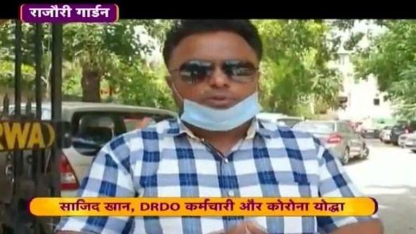 दिल्ली: लॉकडाउन में फरिश्ता बने साजिद, अपनी लग्जरी कारों को ही बना दिया एंबुलेंस