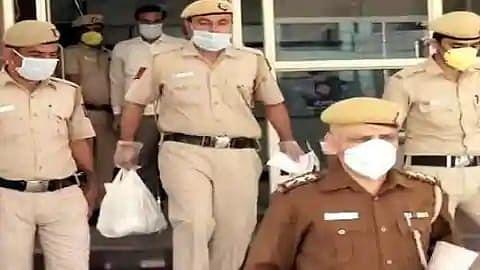दिल्ली: चांदनी महल थाने में एक और पुलिसकर्मी कोरोना पॉजिटिव