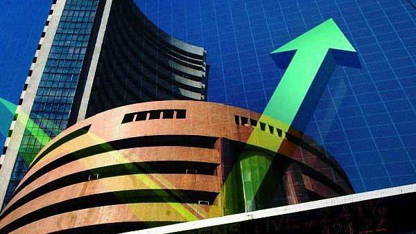 भारतीय शेयर बाजार गुलजार, सेंसेक्स 33500 के ऊपर