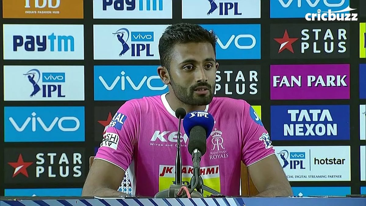 कोई दबाव नहीं, लेकिन सपना है भारत के लिए खेलना: श्रेयस गोपाल