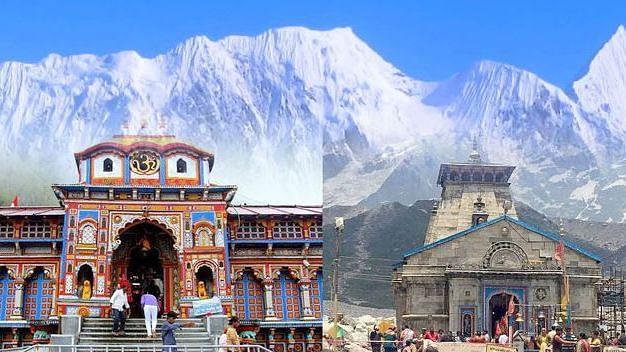Badrinath and Kedarnath Dham