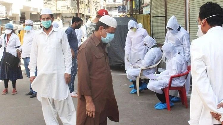 पाकिस्तान: तबलीगी जमात के 400 से ज्यादा लोग कोरोना संक्रमित