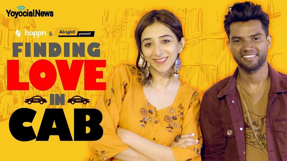 'Cab with love' है दो लोगों की कहानी, जो एक-दूसरे से हैं बिल्कुल जुदा...