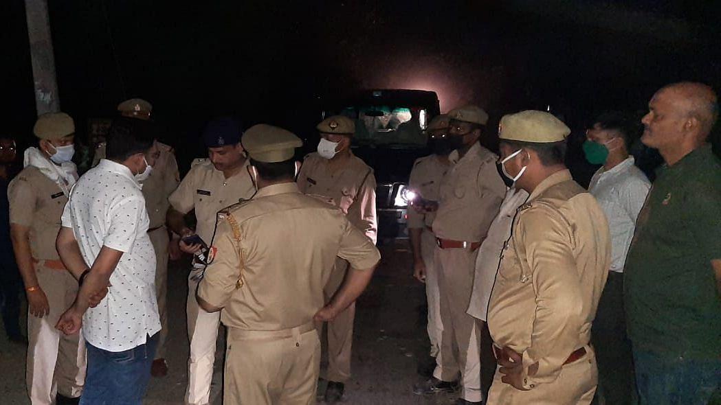 लखनऊ: सिरफिरे युवक ने सम्पत्ति के चक्कर में पूरा परिवार खत्म कर दिया, 6 लोगों को काट डाला