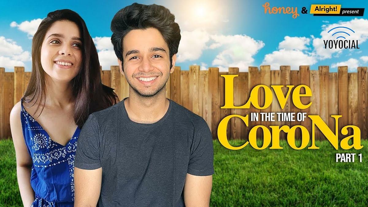 Love In The Time Of Corona: लॉकडाउन वाला लव | Ft. Ritvik Sahore & Rashmi Agdekar