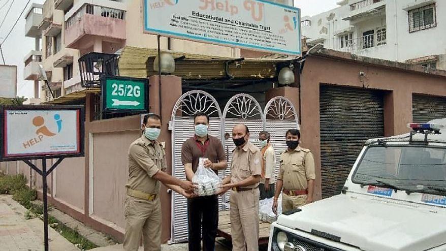 Help U Trust Lucknow Police