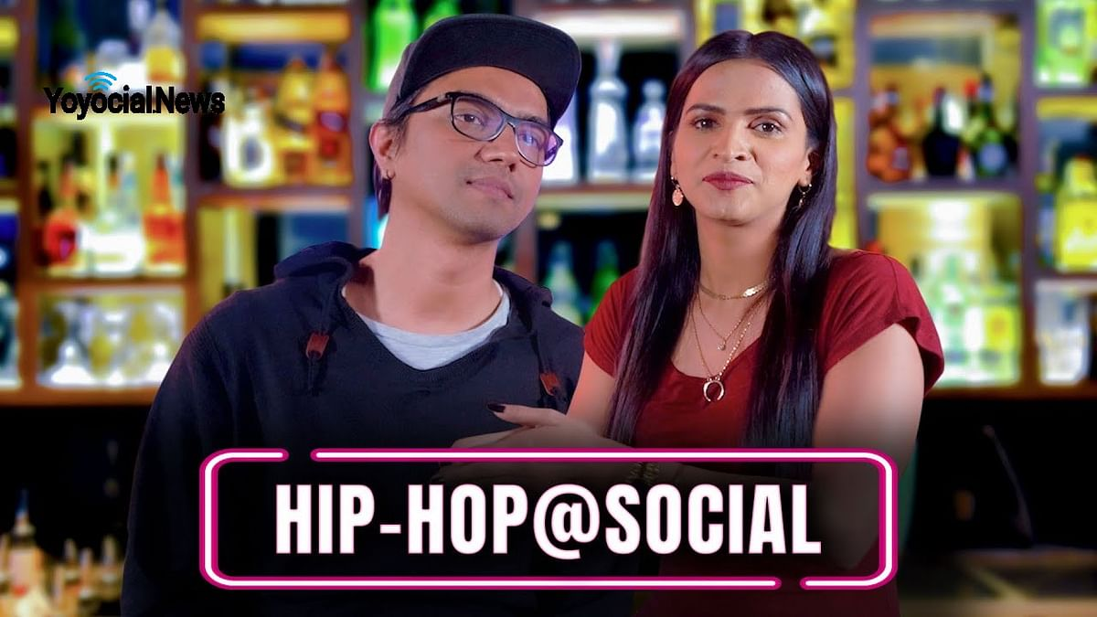 Exclusive Hiphop club in Delhi ft. DJ Skip | NightLife #1