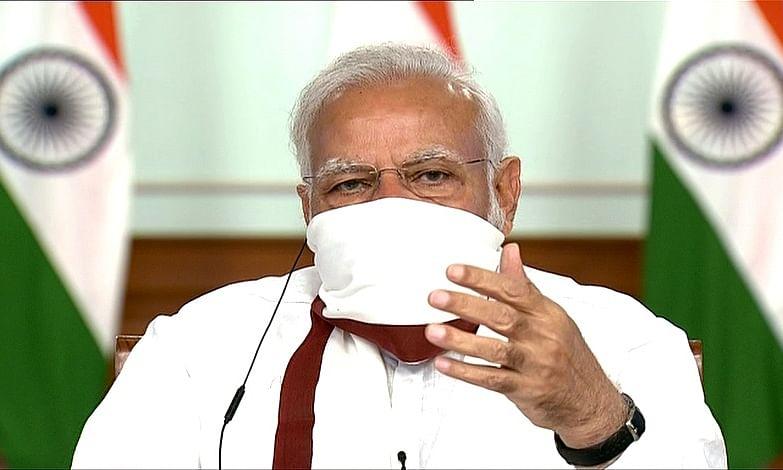 प्रधानमंत्री मोदी का देशवासियों को संदेश, कहा, 'कोरोना धर्म और जाति नहीं देखता है, हमें एक रहना चाहिए'