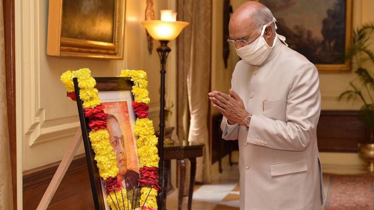 राष्ट्रपति, प्रधानमंत्री सहित कई बड़े नेताओं ने बाबा साहब आंबेडकर का नमन कर दी श्रद्धांजलि
