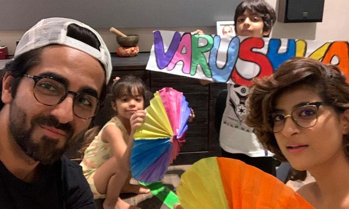 आयुष्मान और ताहिरा, कैसे मना रहे बेटी का जन्मदिन