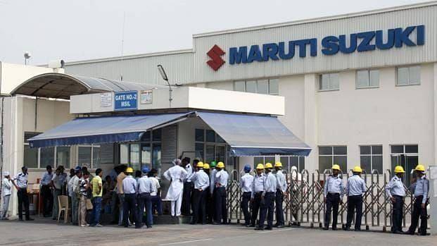 Corona: मारुति की बिक्री मार्च में 47 फीसदी घटी