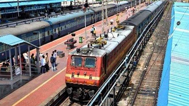 Indian Railways Lockdown