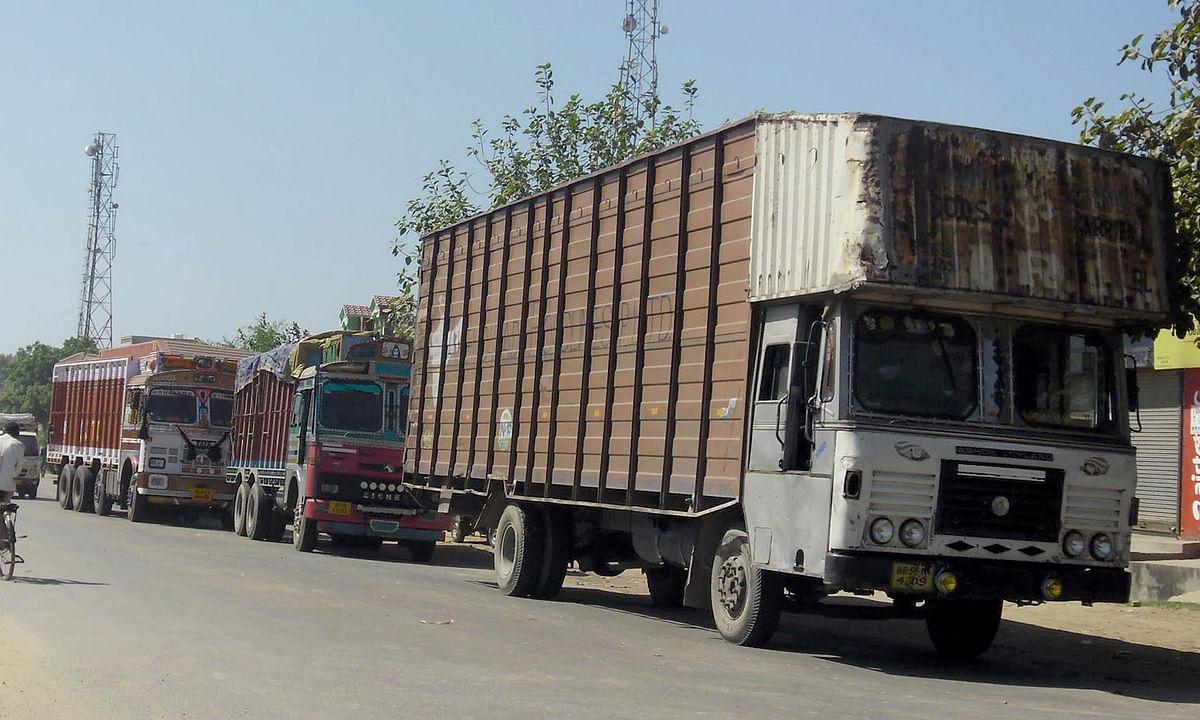 ट्रक चालकों को मिले 50 लाख रुपए जीवन बीमा का लाभ: AIMTC