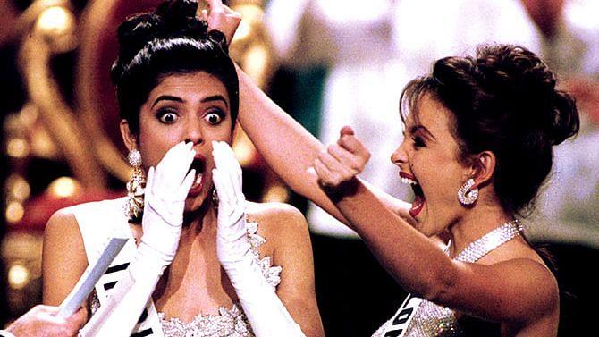 सुष्मिता के मिस यूनिवर्स की जीत के 26 साल पूरे