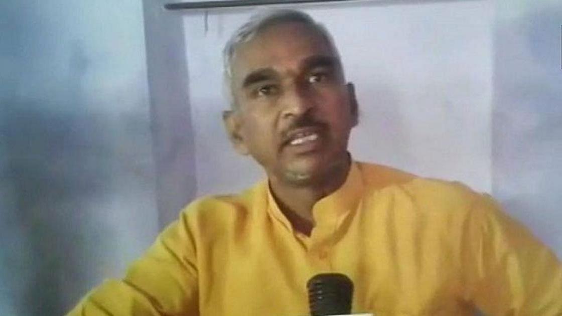 यूपी: BJP के ये विधायक कोरोना को नहीं मानते महामारी ... दिए अजीबोगरीब तर्क