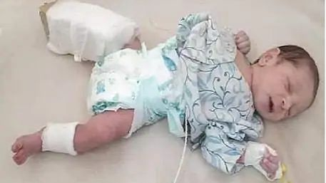 बेरहम आतंकियों को नहीं आई दया... 3 घंटे पहले पैदा हुई नवजात बच्ची को मारी 2 गोलियां