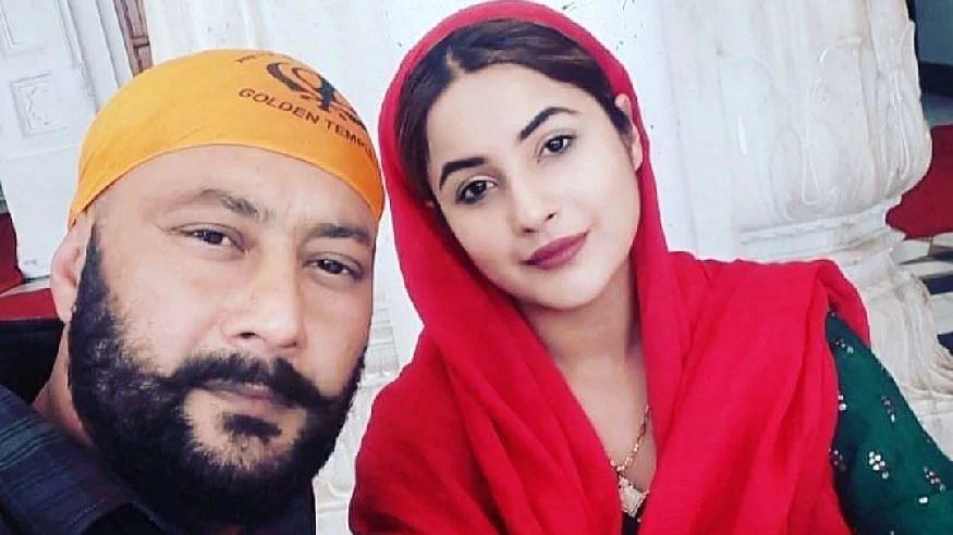 बिगबॉस-13 की फाइनलिस्ट शहनाज के पिता पर दुष्कर्म का आरोप