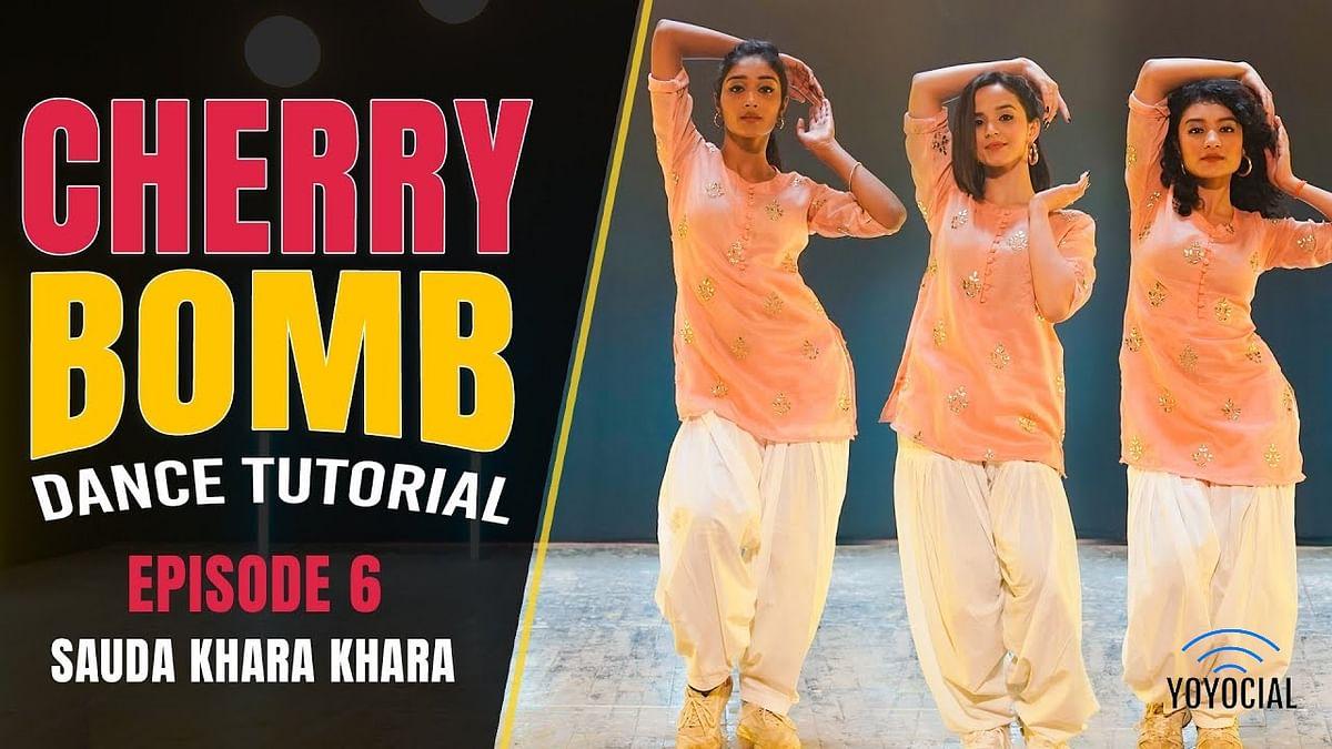 Cherry Bomb – Sauda Khara Khara Dance Tutorial | Bollywood Dance Cover | Hattke 