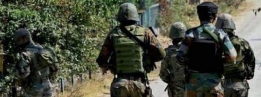 कुलगाम में सुरक्षाबलों पर आतंकी हमला, एक जवान शहीद, पूरे इलाके में सर्च ऑपरेशन