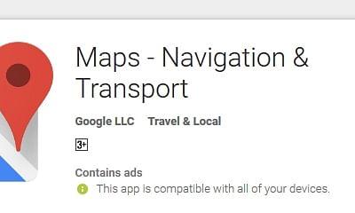 गूगल मैप्स का नया फीचर देगा व्हीलचेयर लोकेशन की जानकारी