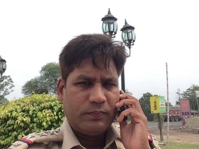 Anand Swaroop, SHO Jaitpur