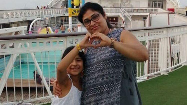 Rashi With her Mom