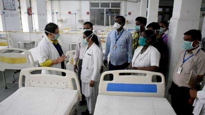 राहत: तेजी से बढ़े कोरोना से ठीक होने वाले आंकड़े, एक दिन में रिकॉर्ड 70 हजार मरीजों की हॉस्पिटल से छुट्टी