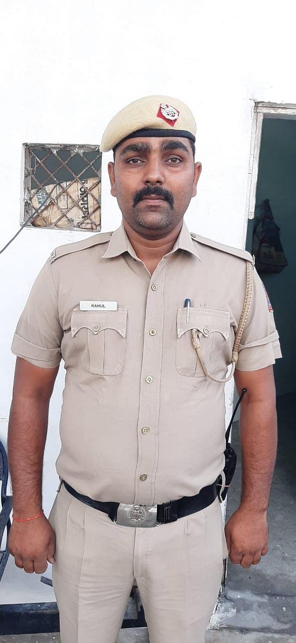 Constable Rahul