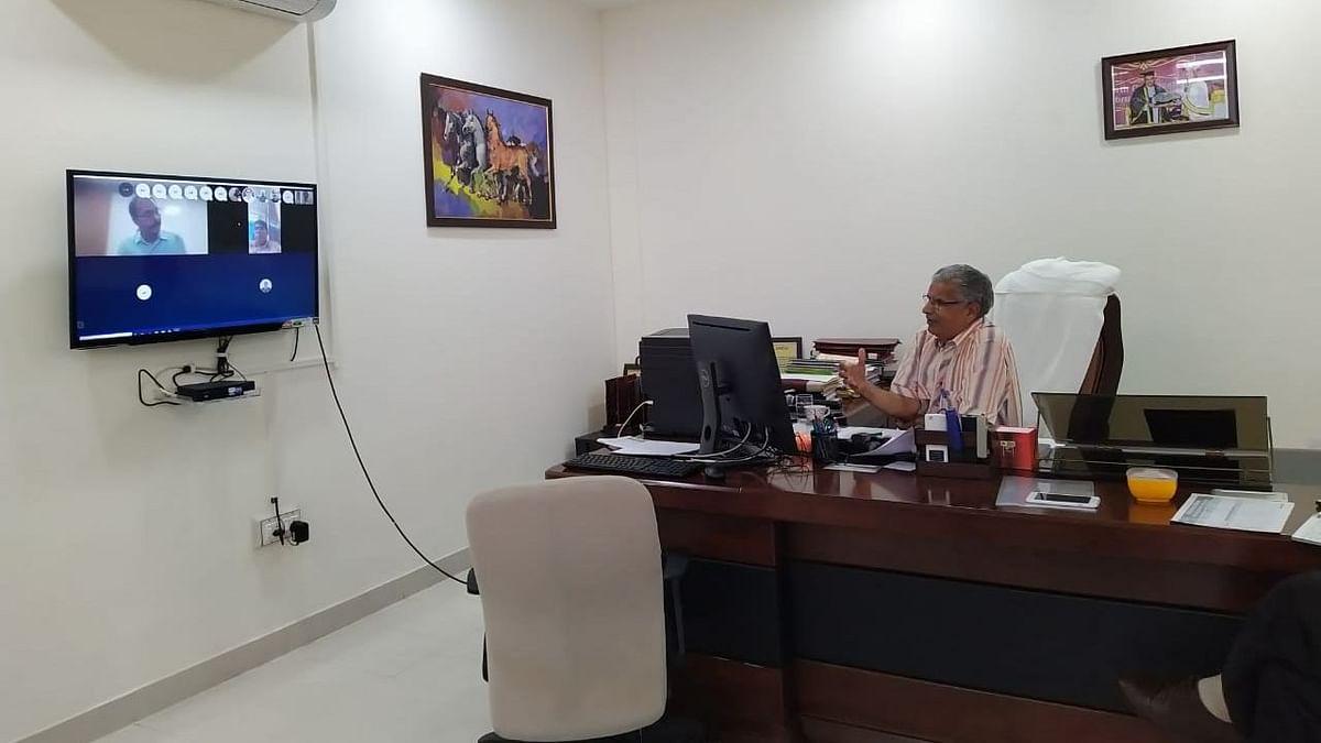 Mahendragarh Central University Vice Chancellor
