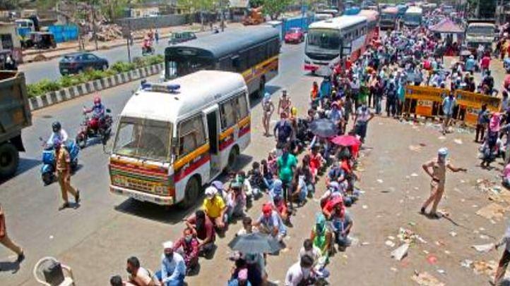 सबसे ज्यादा कोरोना संक्रमितों वाला पहला राज्य बना महाराष्ट्र, 50 हजार से ज्यादा मरीज और डेढ़ हजार से अधिक मौतें