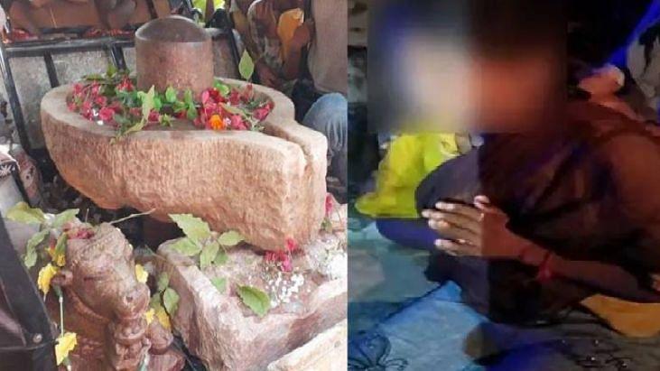बांदा: गांव वालों को कोरोना से बचाने के लिए नाबालिग ने जीभ काटकर मंदिर में चढ़ाई!
