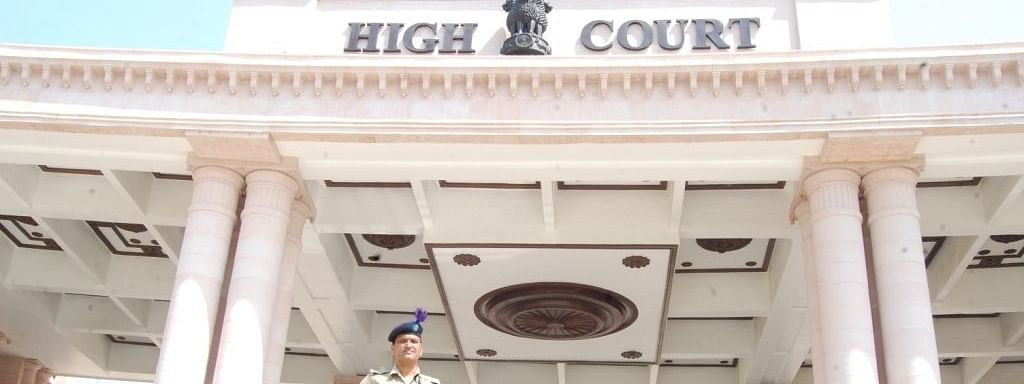 The new building of the Lucknow bench of Allahabad High Court