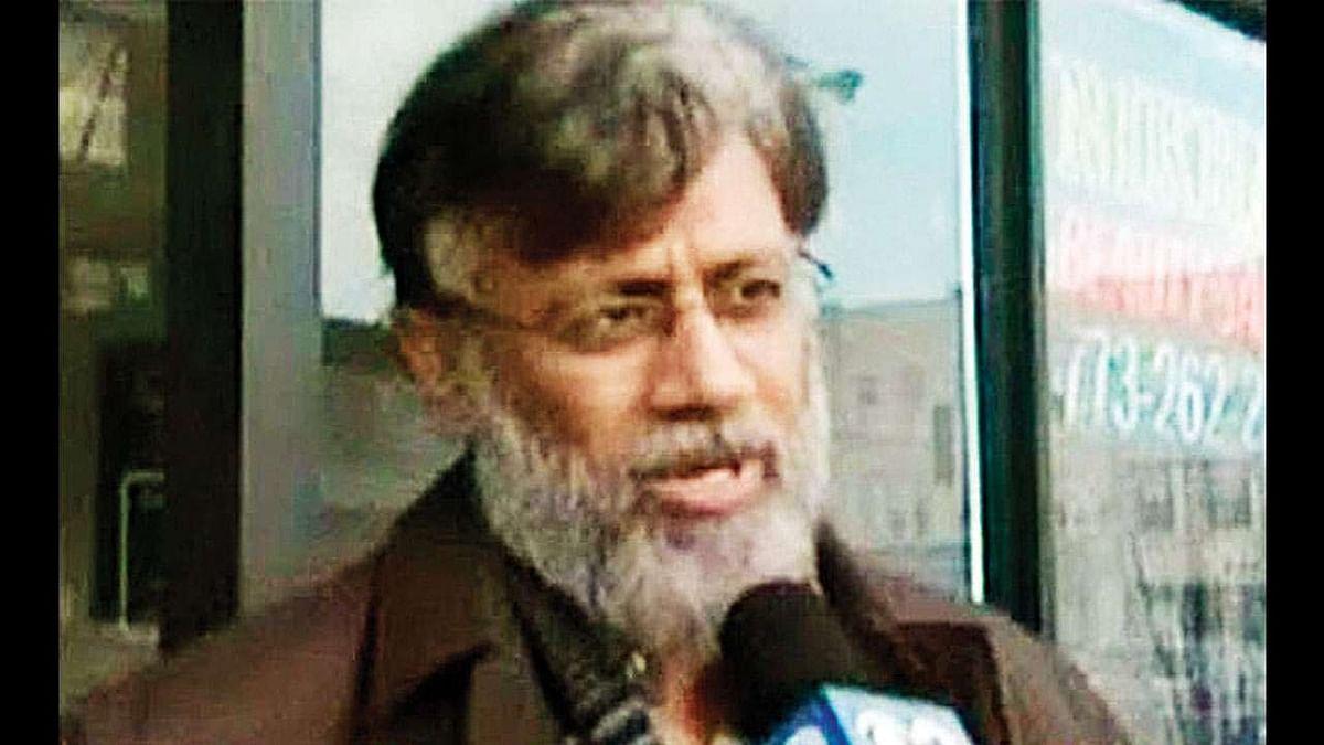 अमेरिका में पकड़ा गया मुंबई आतंकी हमले का शातिर साजिशकर्ता तहव्वुर राणा