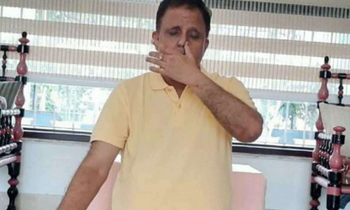 यूपी मेट्रो ने मनाया अन्तर्राष्ट्रीय योग दिवस, कर्मचारियों ने घर पर ही किया योग