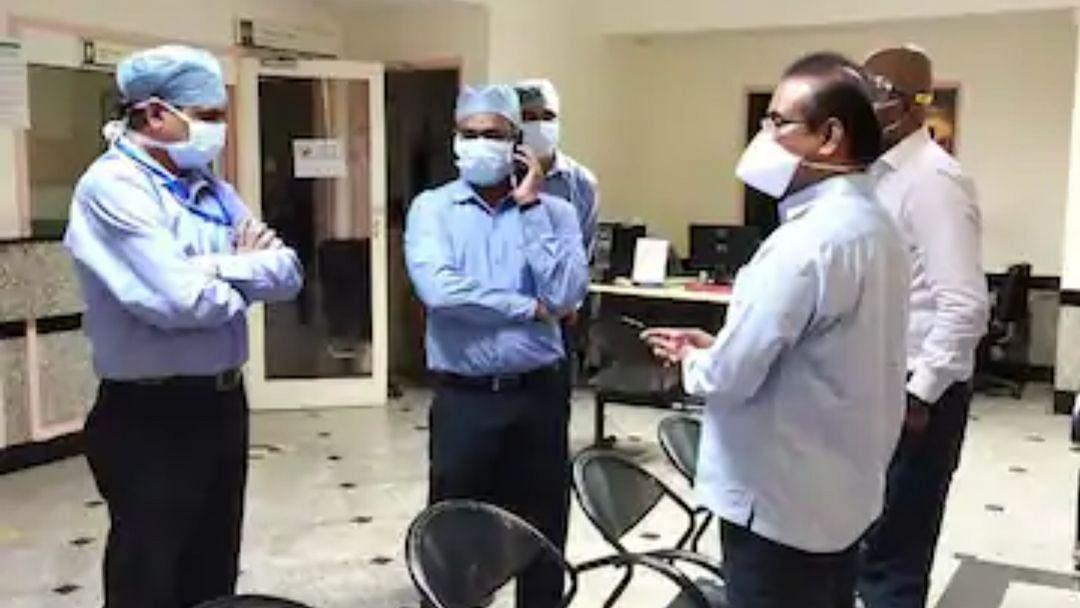 कोरोना ने दी वित्त मंत्रालय पर दस्तक, रेवेन्यू विभाग में 4 संक्रमित मिलने से हड़कंप