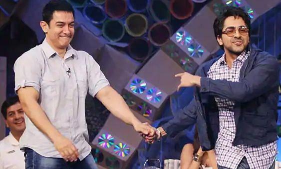 आयुष्मान खुराना ने आमिर खान से लिया है ये खास सबक, आजमाते हैं अपनी हर फिल्म में...