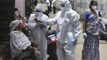 महाराष्ट्र में 24 घंटे में ढाई हजार से ज्यादा नए मामले, संक्रमितों की संख्या 60 हजार के पार
