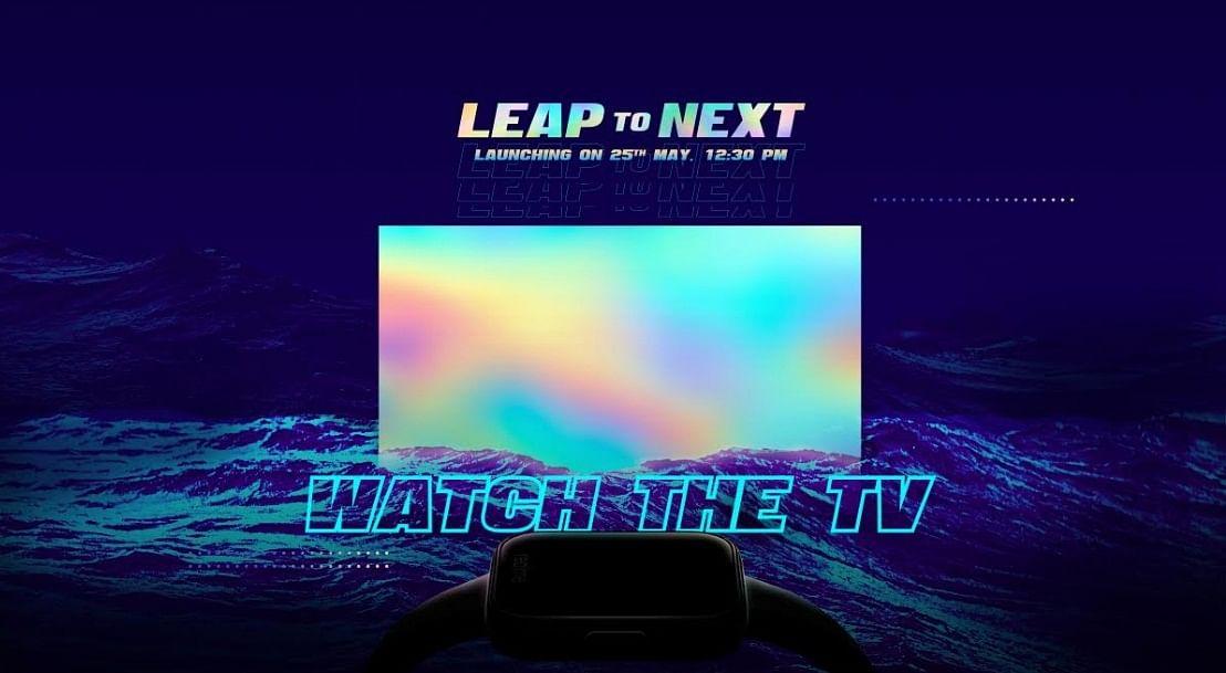 रियल मी स्मार्ट टीवी की बिक्री 2 जून से शुरू