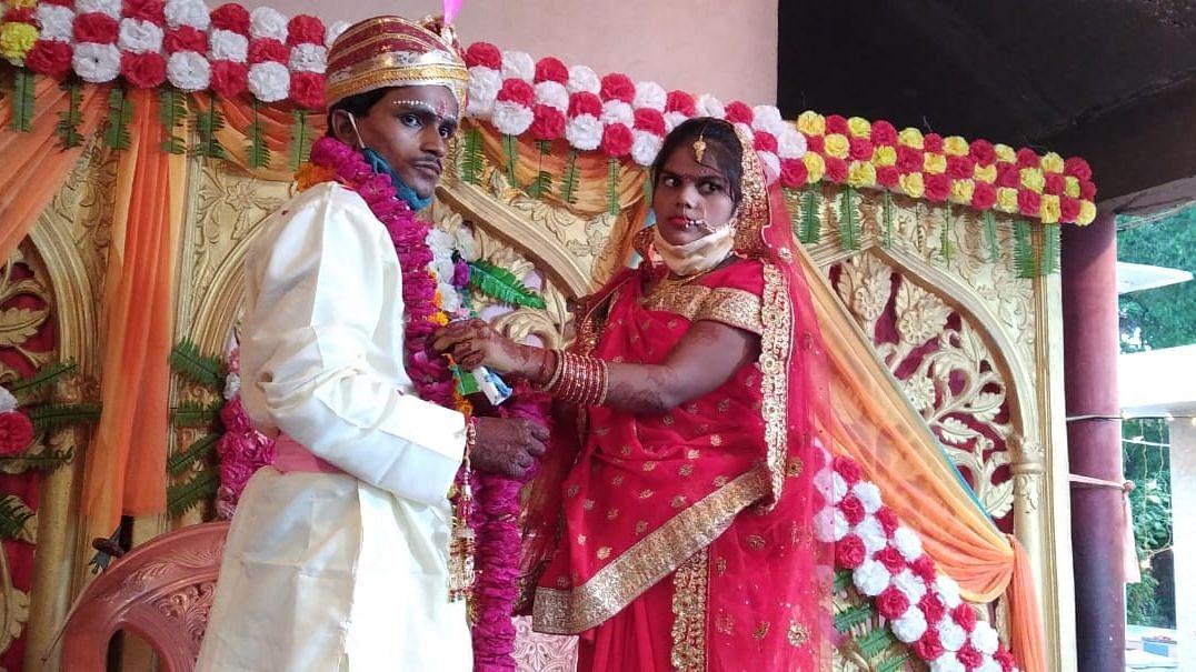 कन्या दान है महादान...दुर्गा मंदिर कल्याण मंडप ने कराया कन्या विवाह