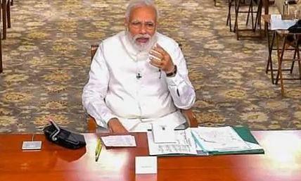 भारत-चीन सीमा विवाद: PM मोदी की आज सर्वदलीय बैठक, सोनिया-ममता आयेंगे, AAP-RJD आमंत्रित नहीं