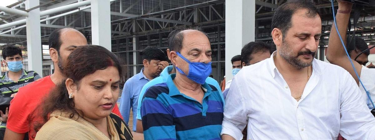 sushant singh rajput's father KK singh