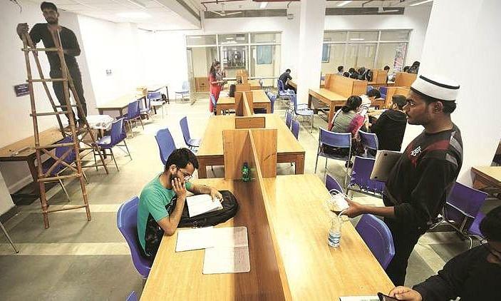 जामिया विश्वविद्यालय की लाइब्रेरी हुई डिजिटल, अब ऑनलाइन होगी पढ़ाई