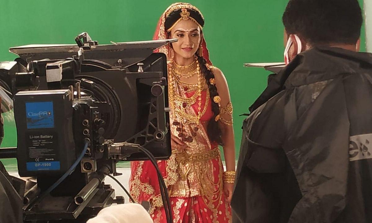 'देवी आदि पराशक्ति' शूटिंग फिर से शुरू करने वाला पहला पौराणिक शो बना