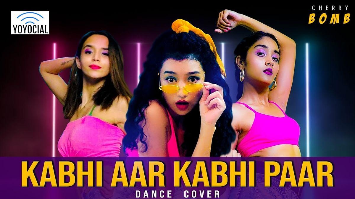 Cherry Bomb - Kabhi Aar Kabhi Paar | Bollywood Dance Choreography | Hattke