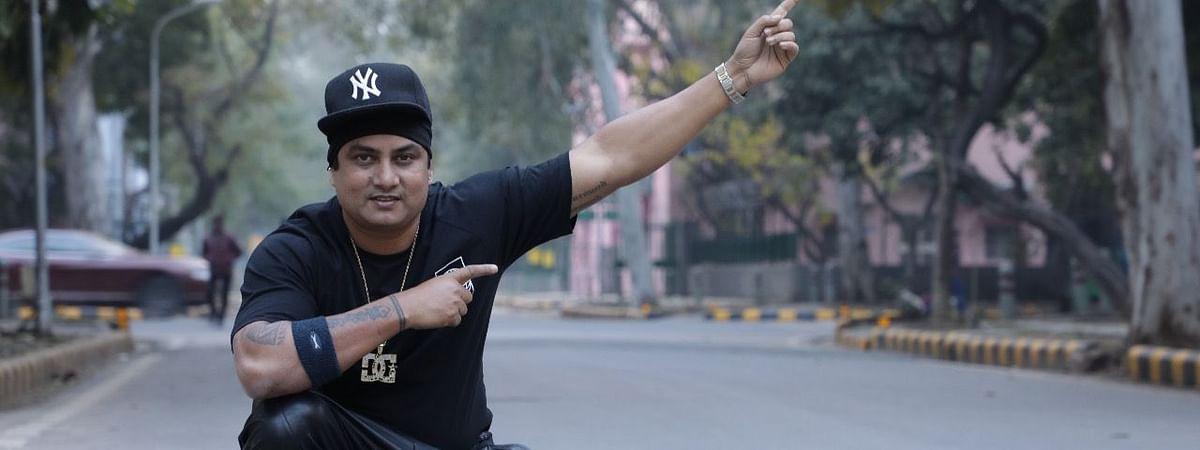 rapper Hiteshwar