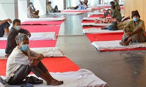 आत्मनिर्भर भारत की उभरती तस्वीर दिखी क्वारंटाइन सेंटर में!