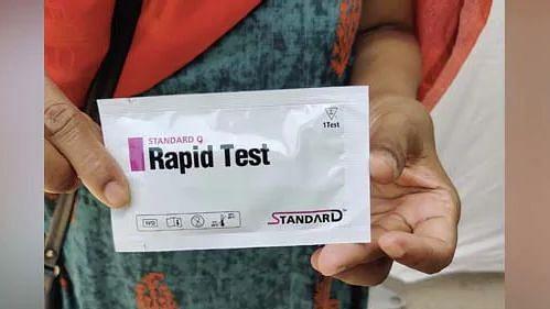 आधे घंटे में कोरोना की टेस्ट रिपोर्ट बताएगा रैपिड एंटीजन टेस्ट, प्रेग्नेंसी किट की तरह करता है काम