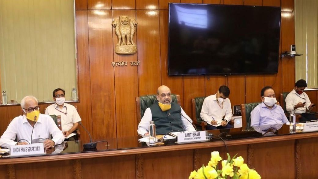 दिल्ली: कोरोना पर हालात चिंताजनक, निपटने के लिए गृहमंत्री ने आज बुलाई सर्वदलीय बैठक