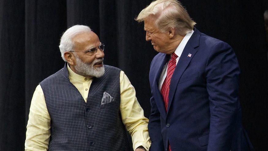 पीएम मोदी और ट्रंप की बातचीत से चीन की हालत नाजुक, अमेरिका का भारत को न्यौता