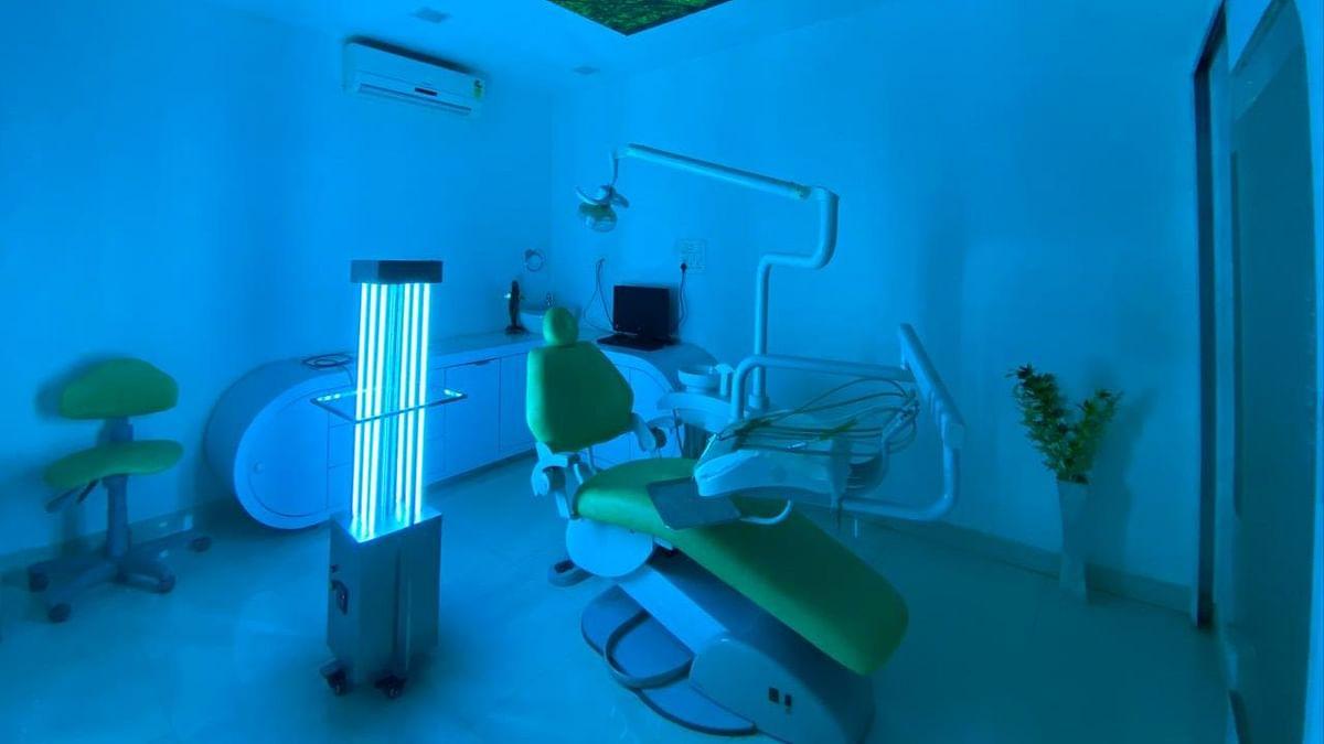UV-C Rays के जरिये सिर्फ 5 मिनट में सभी जगहें होंगी कीटाणु रहित